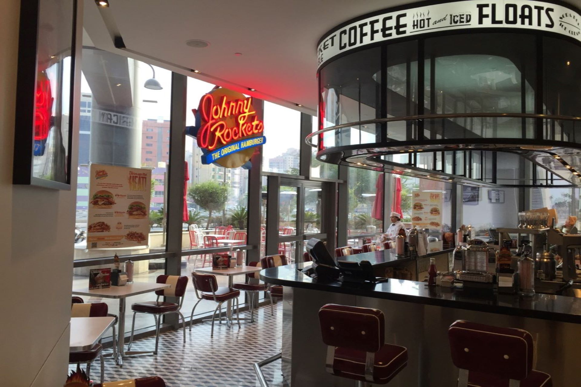 JOHNNY ROCKETS | SYMPHONY  MALL