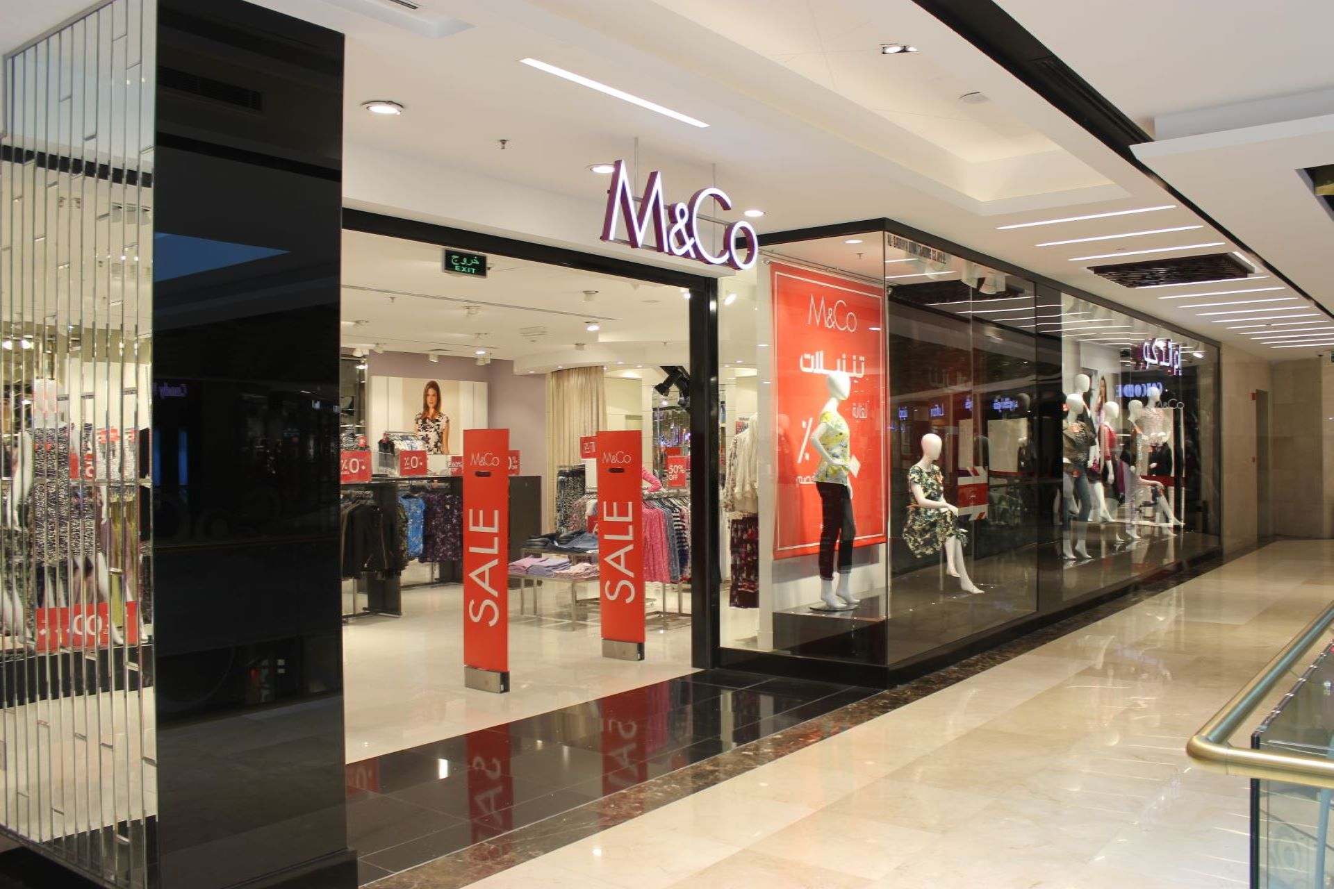 M&CO WOMEN | GATE MALL